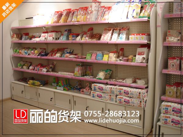 母婴店货架陈列误区图片